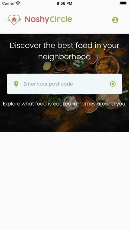 NoshyCircle - Home Cooked Food