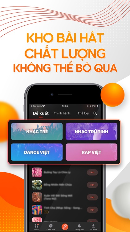 KAKA - Hát Karaoke screenshot-2