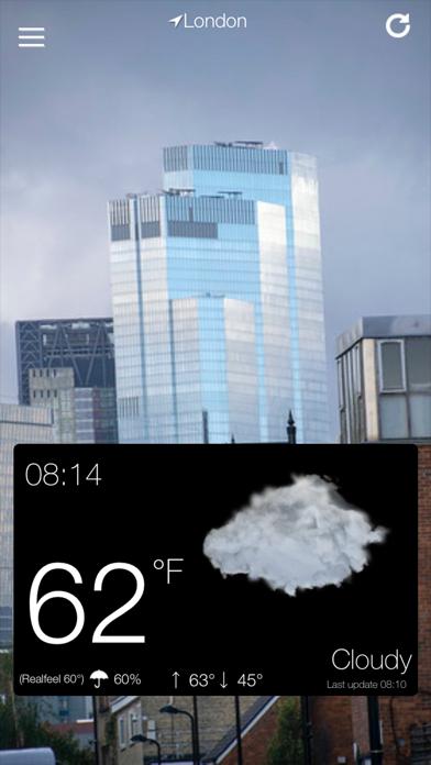 天気 •のおすすめ画像8
