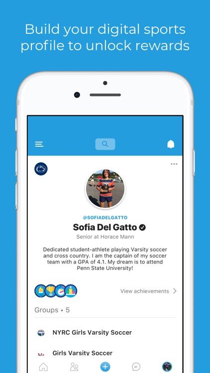 SportsHi: For Student-Athletes screenshot-4