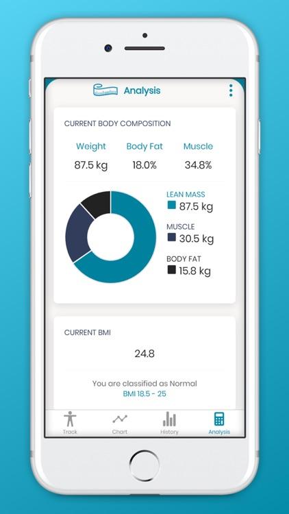 Body Measurement - Measure Up screenshot-3