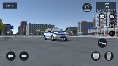 RussianCar: Simulator screenshot 9