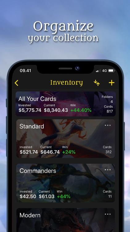 Dragon Shield MTG Card Manager screenshot-7