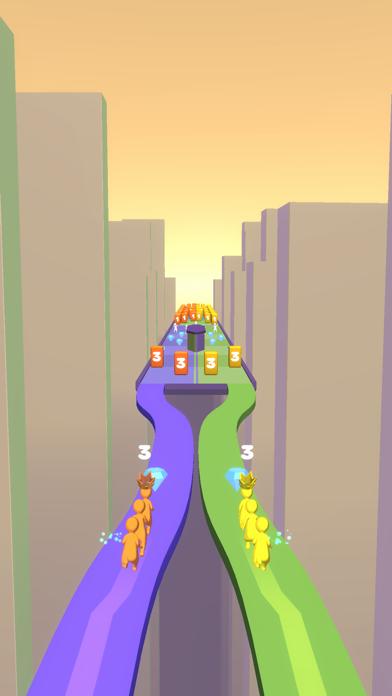 Crowd Snake Run screenshot 7