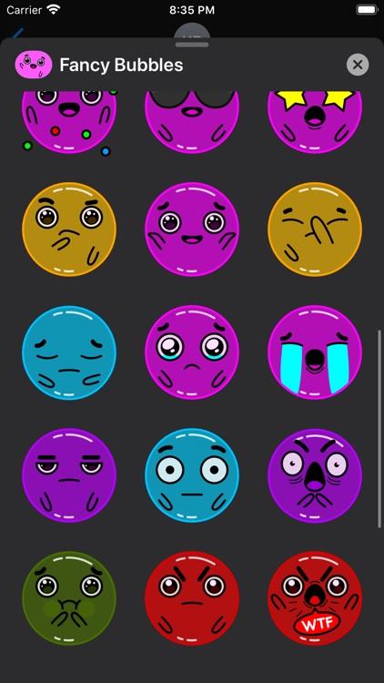 Fancy Bubbles screenshot-6