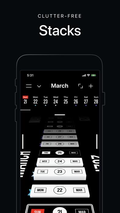 Vantage KalenderScreenshot von 1
