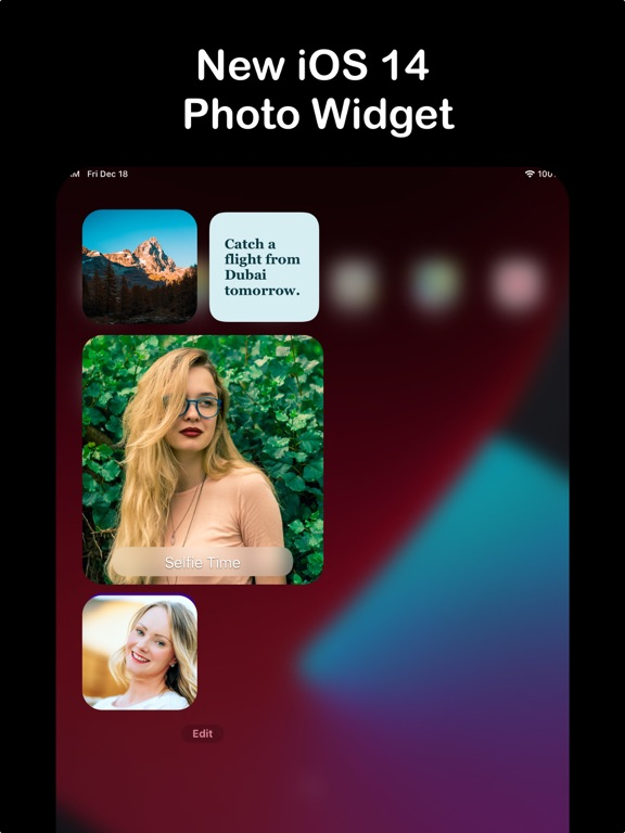 Photo Widget - Picture Widgets Screenshots
