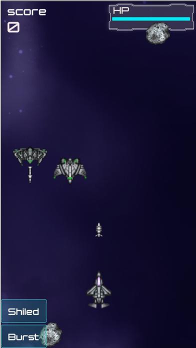rush invader screenshot 1