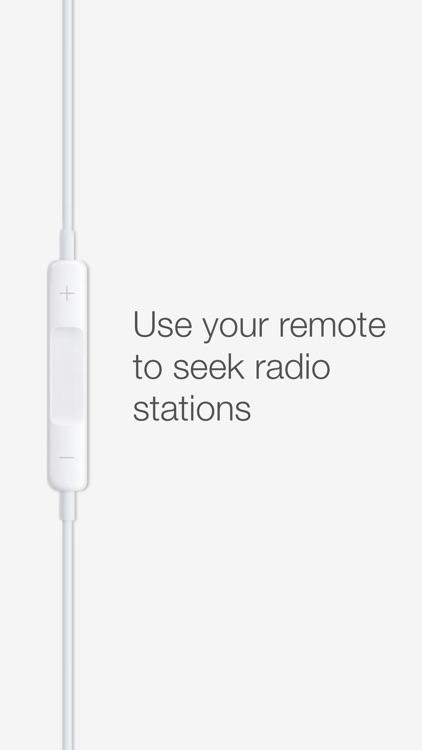 RadioApp - A Simple Radio screenshot-5