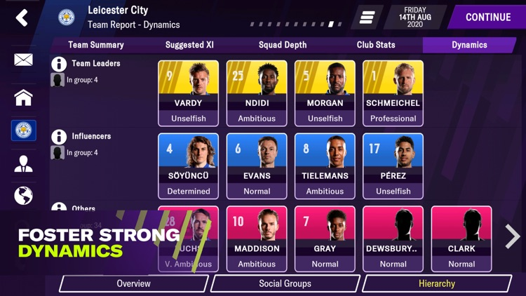 Football Manager 2021 Mobile screenshot-3