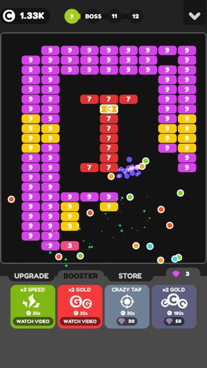 Idle Brick screenshot-5