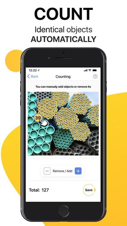 Scanner App: Scan Docs, Notes screenshot-3