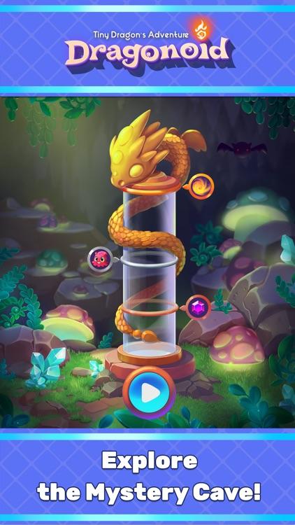 Dragonoid - Brick Breaker screenshot-4