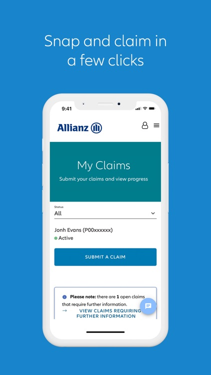 Allianz MyHealth screenshot-3