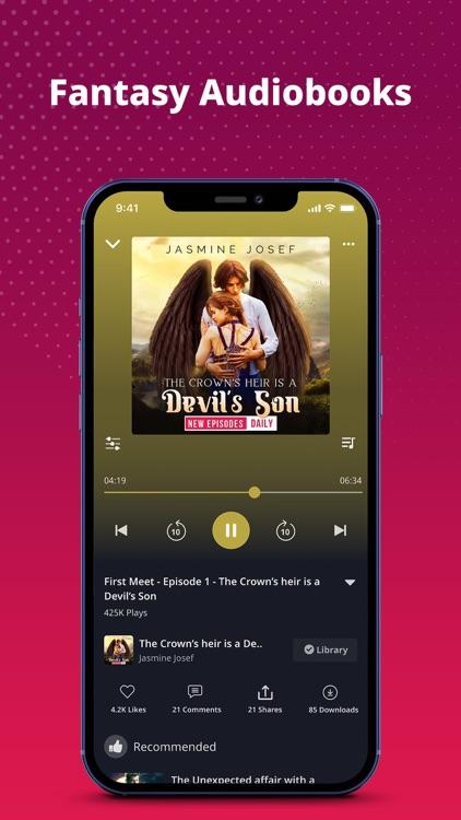 Pocket FM Audiobooks & Podcast screenshot-4