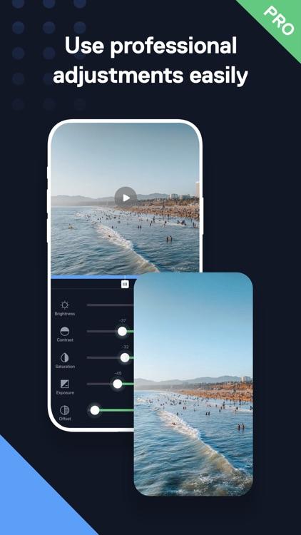 Filmr: Video Editor & Effects screenshot-5
