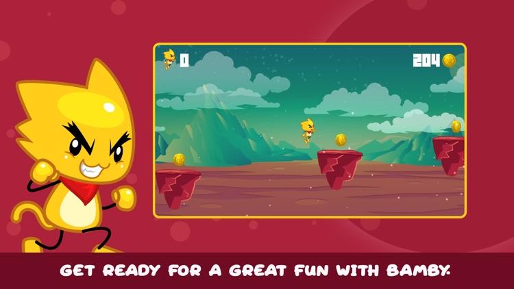Jumpy Bamby screenshot-3
