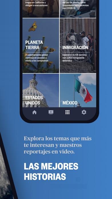 Noticias Telemundo screenshot 6