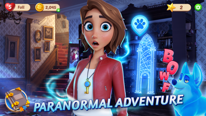 Supernatural City: Match 3 screenshot 1
