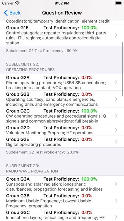 HAM Test Prep:  General screenshot-4