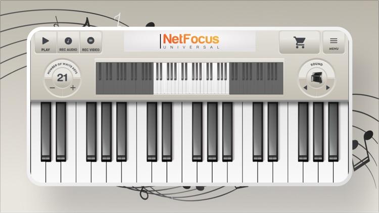 Virtual Piano Keyboard screenshot-5