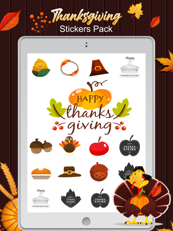 Happy Thanks Giving!! screenshot 8