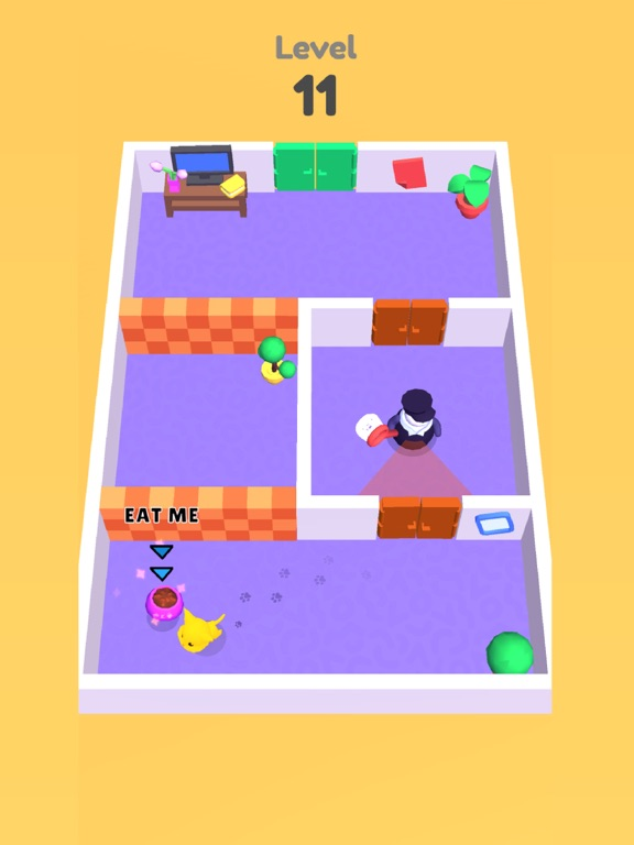 Cat Escape! screenshot 9