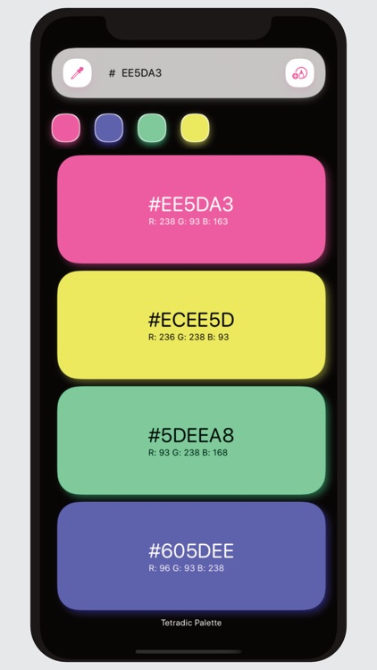 Kulur Color Palettes generator screenshot-5
