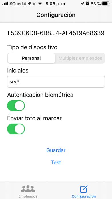 Falcon Mobile Screenshot