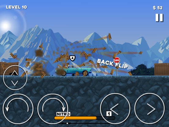 Death Chase Nitro screenshot 3