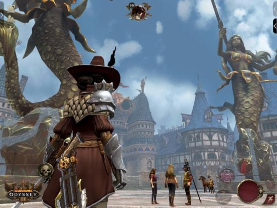 Warhammer: Odyssey MMORPGのおすすめ画像3