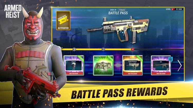 Armed Heist: Shooting Games screenshot-3
