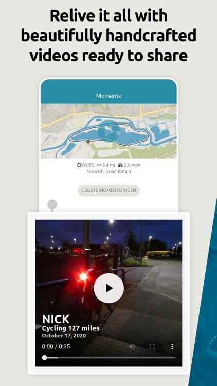 Map My Tracks: ride hike pro screenshot-6