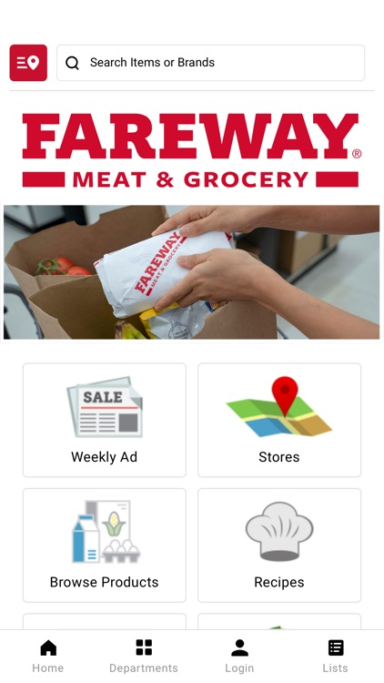 Fareway Meat & Grocery screenshot-0
