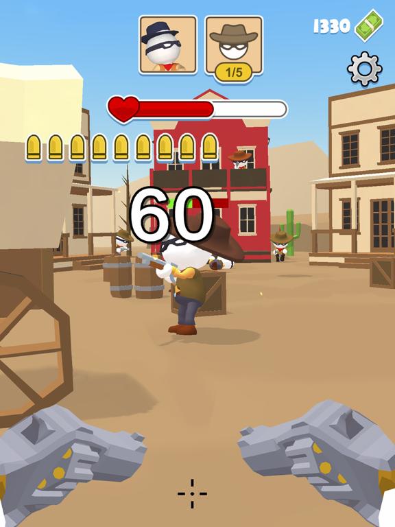 Western Sniper: Wild West FPS screenshot 14
