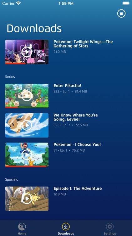 Pokémon TV screenshot-5
