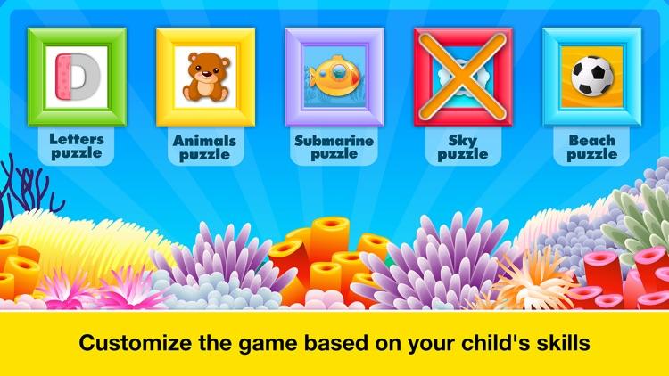 Alphabet Aquarium Letter Games screenshot-5