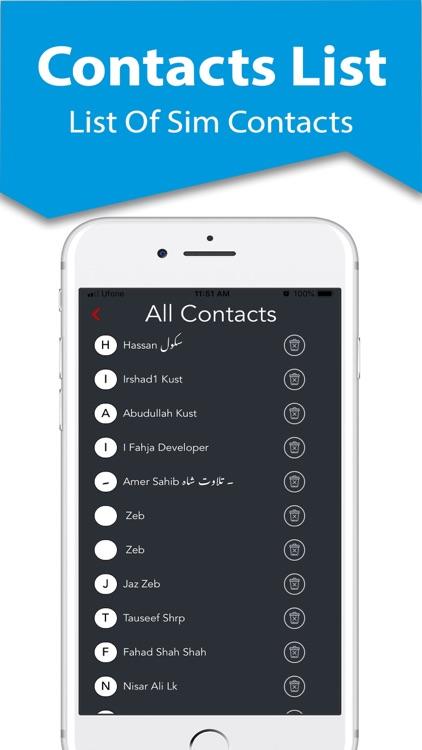 Contact Backup - Easy Backup