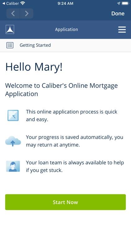 Caliber Home Loans screenshot-3