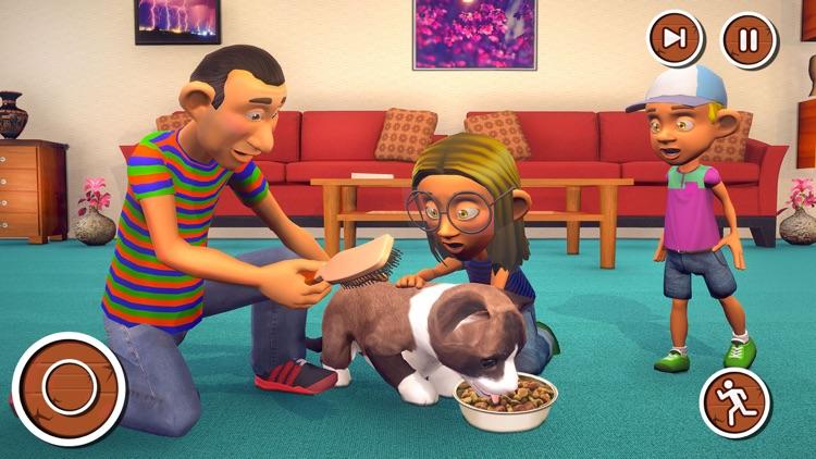 Virtual Pet Escape Animal Game screenshot-3