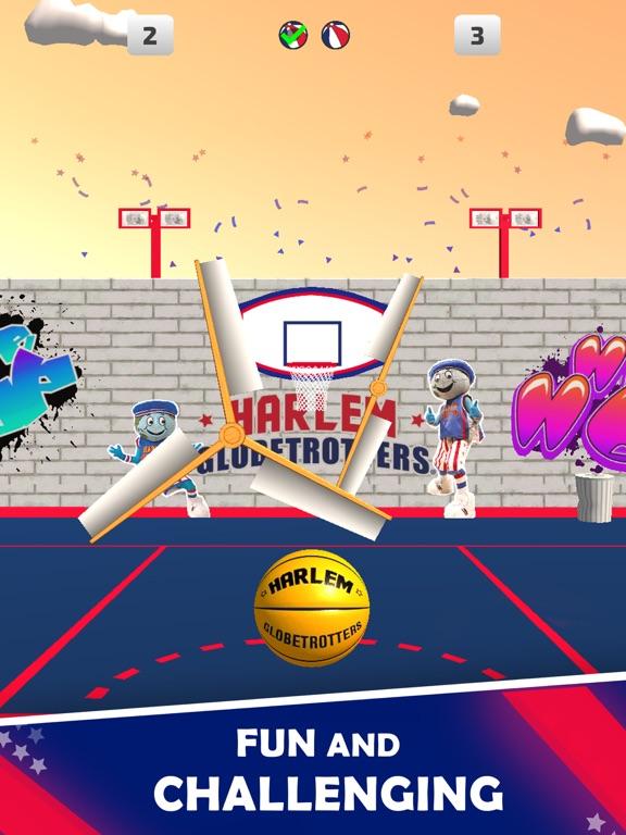 Harlem Globetrotter Basketball screenshot 7