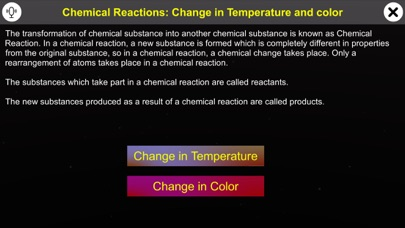 Changes in Temperature & Color screenshot 1