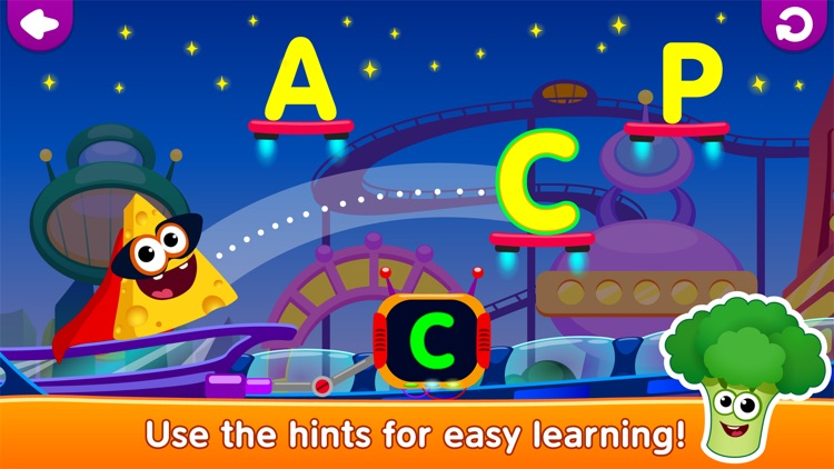 Alphabet! Kids Learning games screenshot-6
