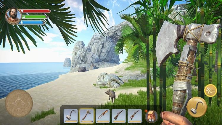 海岛求生:荒岛生存游戏 screenshot-3