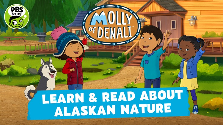 Molly of Denali: Learning App