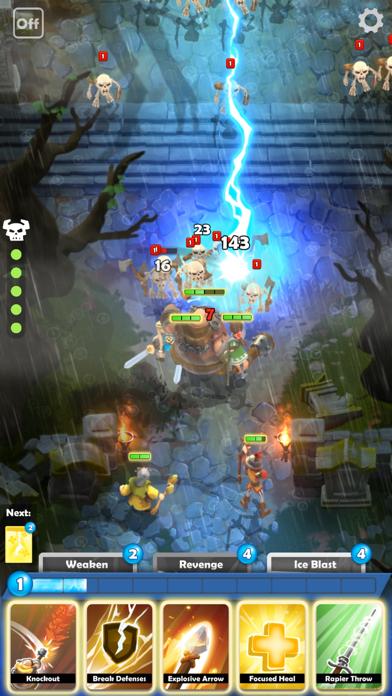 Darkfire Heroes screenshot 7