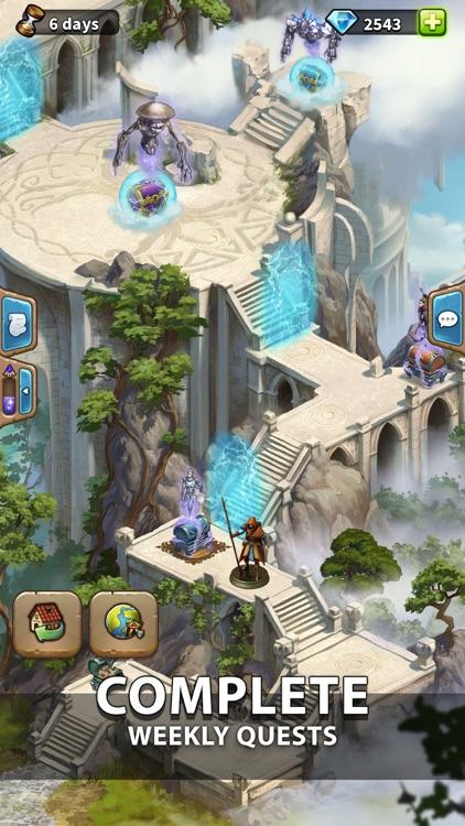 Elvenar - Fantasy Kingdom screenshot-7
