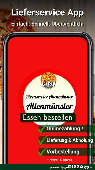 Pizzaservice Altenmünster screenshot 1
