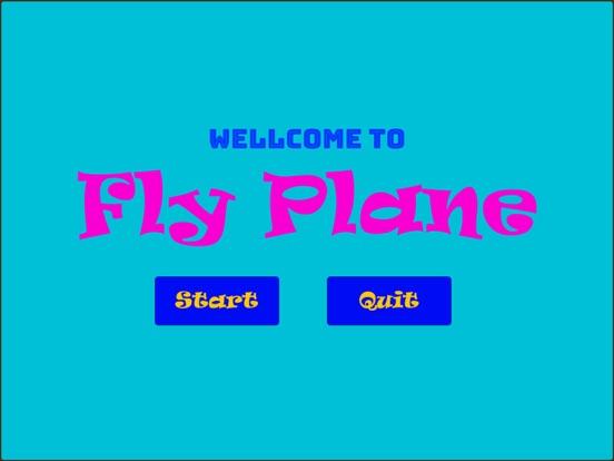 Fly Plane race screenshot #1