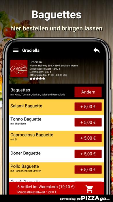 Graciella Bochum Werne screenshot 6